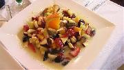 Kreminės vaisių salotos