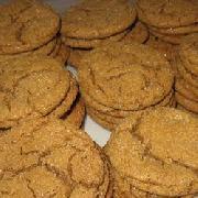 Minkšti imbieriniai sausainukai