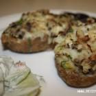 Kimštos bulvės