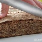 Naminė duona su saulėgražomis