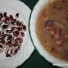Balinta pupelių sriuba