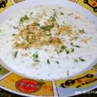 Taratoras - šalta agurkų sriuba (Bulgarija)