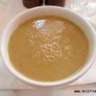 Pertrinta žirnių sriuba