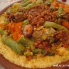 Mėsa su daržovėmis