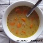 Obuolių ir ryžių sriuba