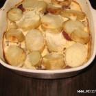 Bulvių su svogūnais apkepas