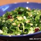 Briuselinių kopūstų salotos