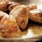Kepti viščiukai su vermutu
