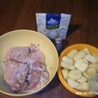 Greita vakarienė - vištiena orkaitėje