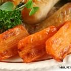 Saldžios morkos